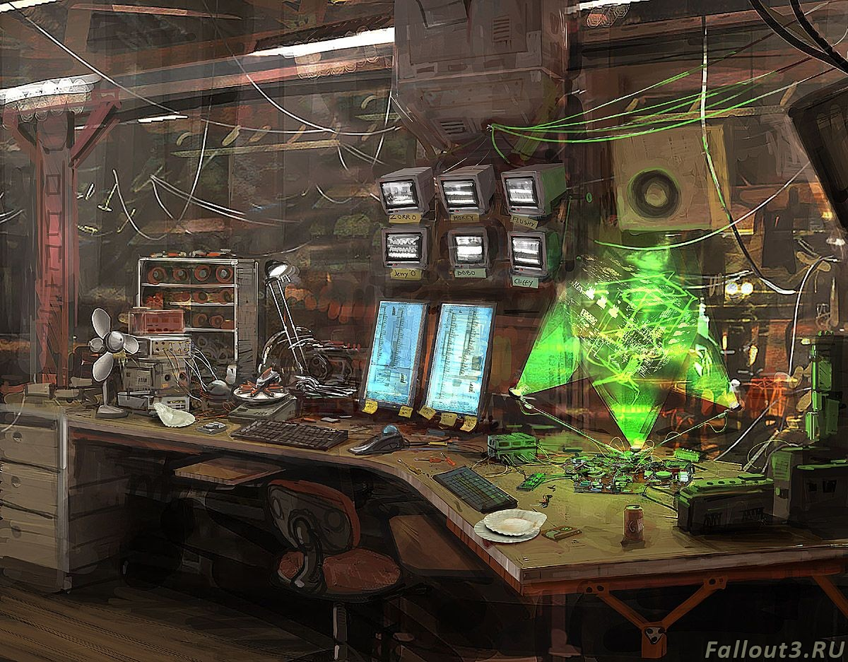 Лаборатория дома