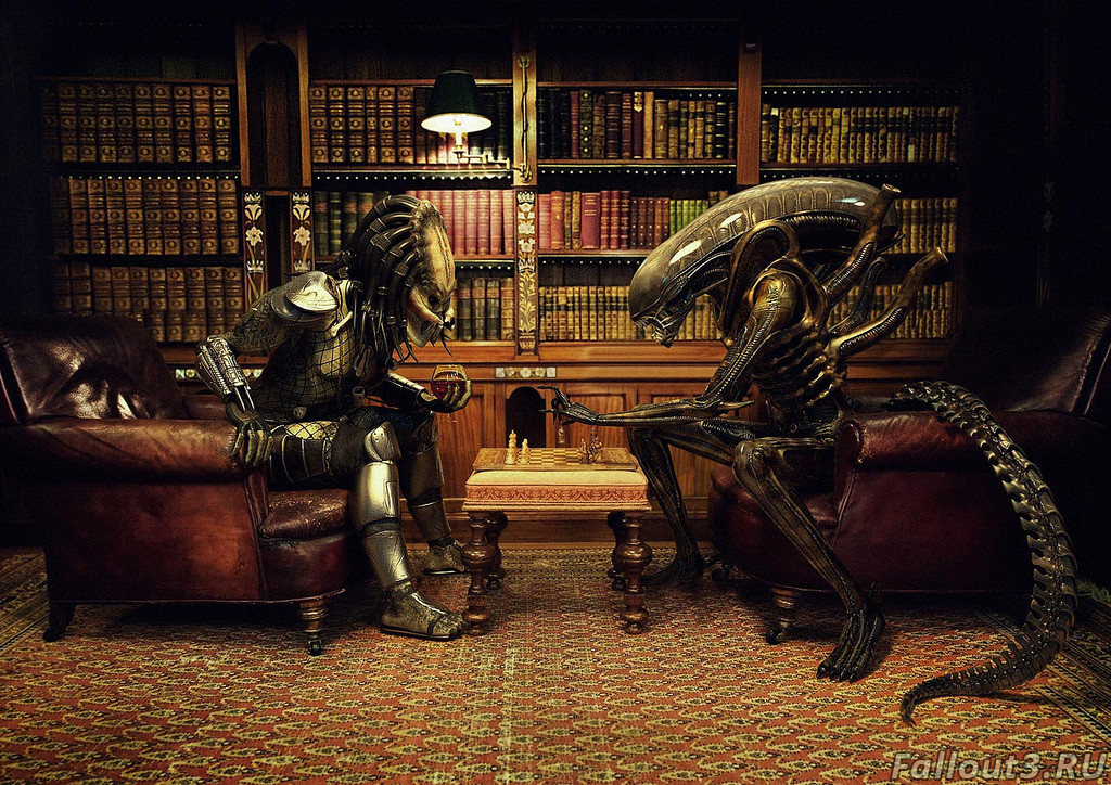 AVP: Alien vs Predator full movie (2004) online